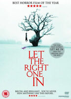 Let The Right One En DVD Nuevo DVD (MP879D)