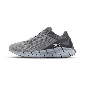 Reebok Unisex Zig Kinetica True Gray/Pure Gray Sneakers EH1721