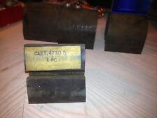 1961 1962 1963 1964 FORD NOS F100/350 REAR AXLE BUMPERS NOS TRUCK ORIGINAL