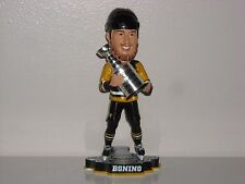 NICK BONINO Pittsburgh Penguins Bobble Head 2016 Stanley Cup Trophy Edition NHL