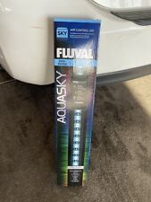 "New listing Fluval Aquasky Bluetooth Led Strip Light 18w 24-36"" Fresh / Salt Aquariums"