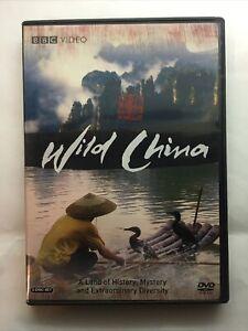 BBC WORLD Wild China DVD 2008 2-Disc Set Educational Travel FREE SHIPPING