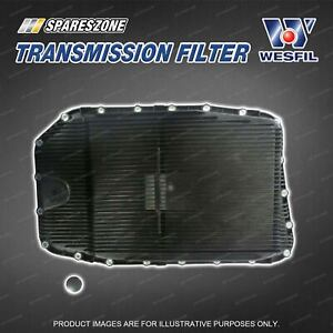 Wesfil Transmission Filter for Ford Territory SY 4.0L 6Cyl WCTK104
