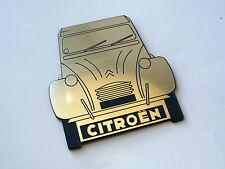 CITROEN 2CV Aimant Réfrigérateur Cadeau deux chevaux coupe fourgon utilitaire classique