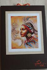 LanArte - Mother Africa - cross stitch kit PN-0167128New