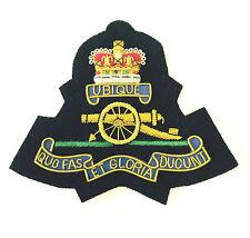Royal Artillery Regimental Wire Blazer Badge