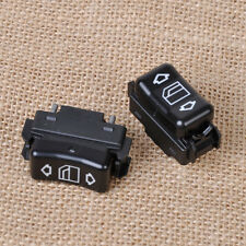 For Benz 190 260 300 350 W124 W126 2pcs Electric Control Power Window Switch