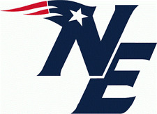 New England Patriots NFL Color Die-Cut Decal / Car Sticker *Free Shipping