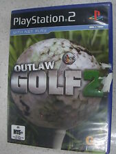 Outlaw Golf 2 PS2 Game PAL Version
