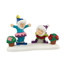 Dept 56 North Pole Village A BLOOMIN' MERRY CHRISTMAS! #4025294 New 2012