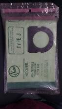 Genuine Hoover Type J Vacuum Cleaner Bags Style 4010010J OEM Slimline Vac