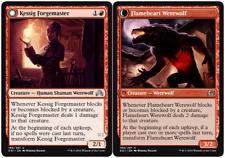 4 KESSIG FORGEMASTER ~mtg NM Shadows Over Innistrad Unc x4
