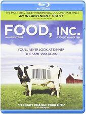 Food, Inc. (Blu-ray Disc, 2012,