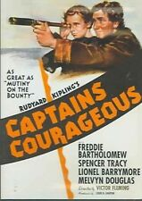 Captains Courageous DVD 1937 Spencer Tracy