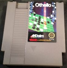 NES Nintendo OTHELLO game cartridge