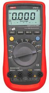 Uni-t  Ut61E mit USB 22000digits TRMS Multimeter Autorange PC Software @pinsonne