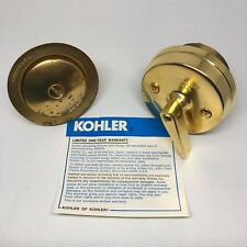 Kohler K-7150 Clearpass Drain (Polished Gold)