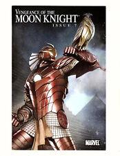 Vengeance of the Moon Knight #7 (2010 Marvel) VF/NM 1:15 Granov Iron Man Variant