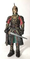 """Lotr The Two Towers King Theoden In Armor 6"""" Action Figure ToyBiz 2003 Complete"""
