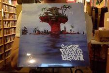 Gorillaz Plastic Beach 2xLP sealed vinyl