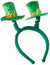 Leprechaun Hat Boppers Party Accessory (1 count)