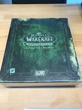 World of Warcraft - The Burning Crusade Collectors Edition - WoW OVP NEU