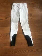 Equiline White Breeches Size 38