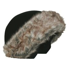 Coolcasc Exclusive Faux Fur Headband Helmet Cover