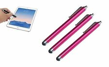 3X STYLUS TOUCH PEN IPHONE 5 6 7 7+ 8 + X SE IPAD PRO MINI EINGABE DISPLAY STIFT