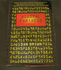 Digital Fortress by Dan Brown - Signed 1st Edition - Great Investment (B69)