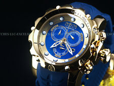 Invicta Reserve Venom Sea Dragon Gen II Gold Plated Swiss Made Blue MOP Watch