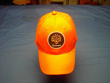 Houston Dynamo Budweiser Orange  Ball Cap with Velcro Closure