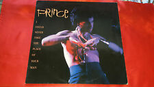 "DISCO 12 ""  - "" Prince ‎– I Could Never Take The Place Of Your Man "" -45g  1987"