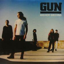 "Gun(7"" Vinyl P/S)Higher Ground-A & M-AM 869-UK-Ex+/VG+"