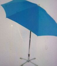 WILSON UMBRELLA BLUE CANVAS