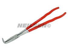 "Neilsen Needle Nose Pliers Long 16"" 90 degree Comfort Grip Chrome Vanadium 1455"