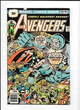 THE AVENGERS #149 = FN+ .30 CENT VARIANT MARVEL COMICS 1976