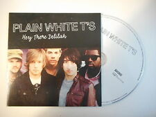 PLAIN WHITE T'S : HEY THERE DELILAH [ CD SINGLE PORT GRATUIT ]