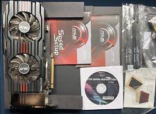 ASUS GTX660 TI-DC2O-2GD5  GeForce    E1471U-C NVIDIA Graphics Video Card