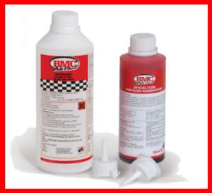 kit pulizia filtro aria sportivo BMC per moto e auto olio liquido tuning . K&N