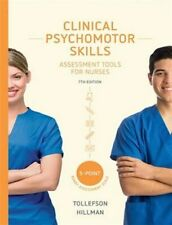 Clinical Psychomotor Skills (5-point) 7ed by Joanne Tollefson