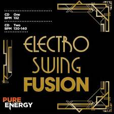 Pure Energy Electro Swing Fusion Aerobics Fitness Music CD