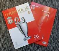 Liverpool v Real Madrid CHAMPIONS LEAGUE QUARTER FINAL 2ND LEG 13/4/21 IN STOCK!