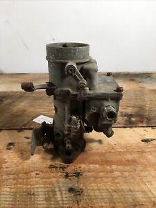Stromberg 1-Barrel Carburetor BXOV-2