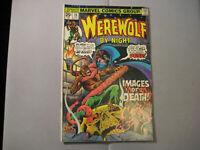 Werewolf By Night #36 (Marvel, 1976) Low Grade Read