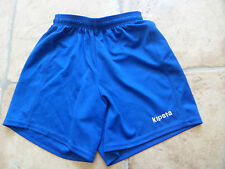 short bleu kipsta 8 Ans 100 % polyester