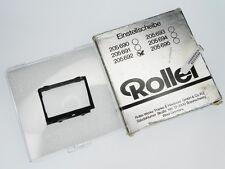 Rolleiflex 3003 Focusing Screen #205692