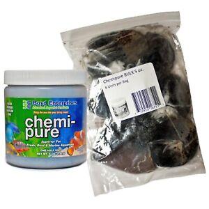 Boyd Enterprises Chemi Pure Bulk 5 oz (6 pack) Aquarium Filter Media Nylon Bag