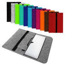 Laptop Tasche Sleeve Hülle Schutztasche Filz Cover für Tablets und Notebooks