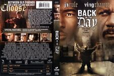 NEW & Sealed Back in the day [DVD]